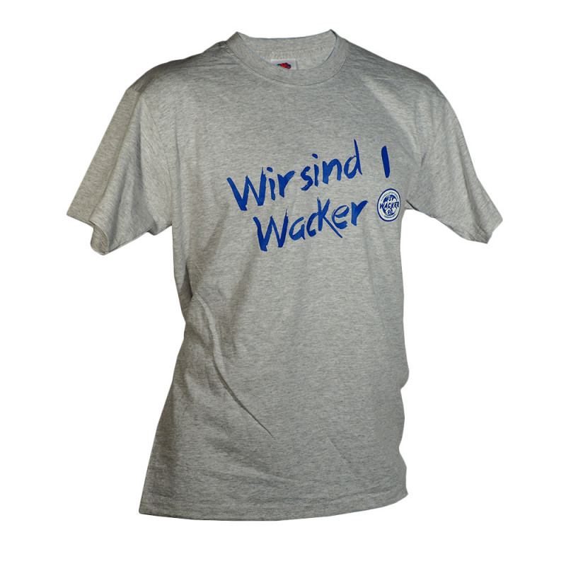 """Wacker90 T-Shirt """"Wir sind Wacker"""""""