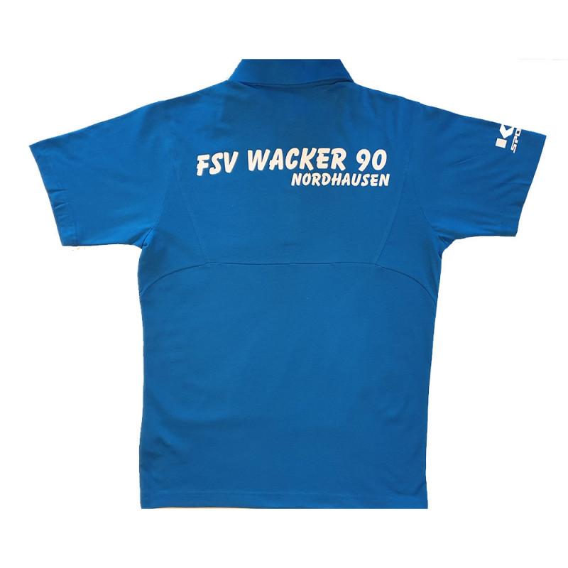 Wacker90 Poloshirt Erwachsene 2019
