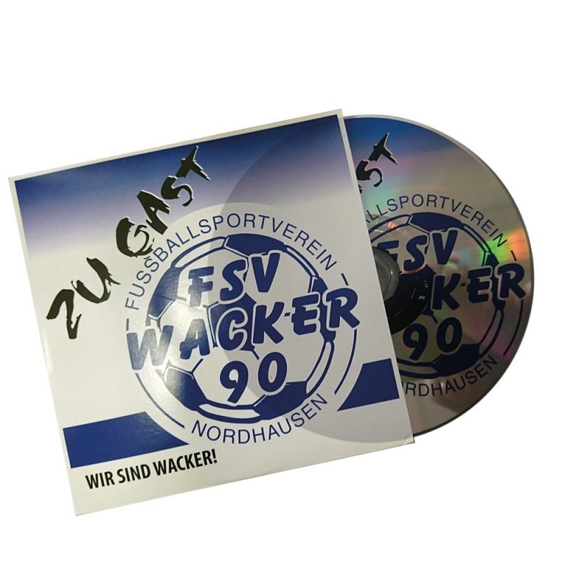 "Single-CD ""Zu Gast"""