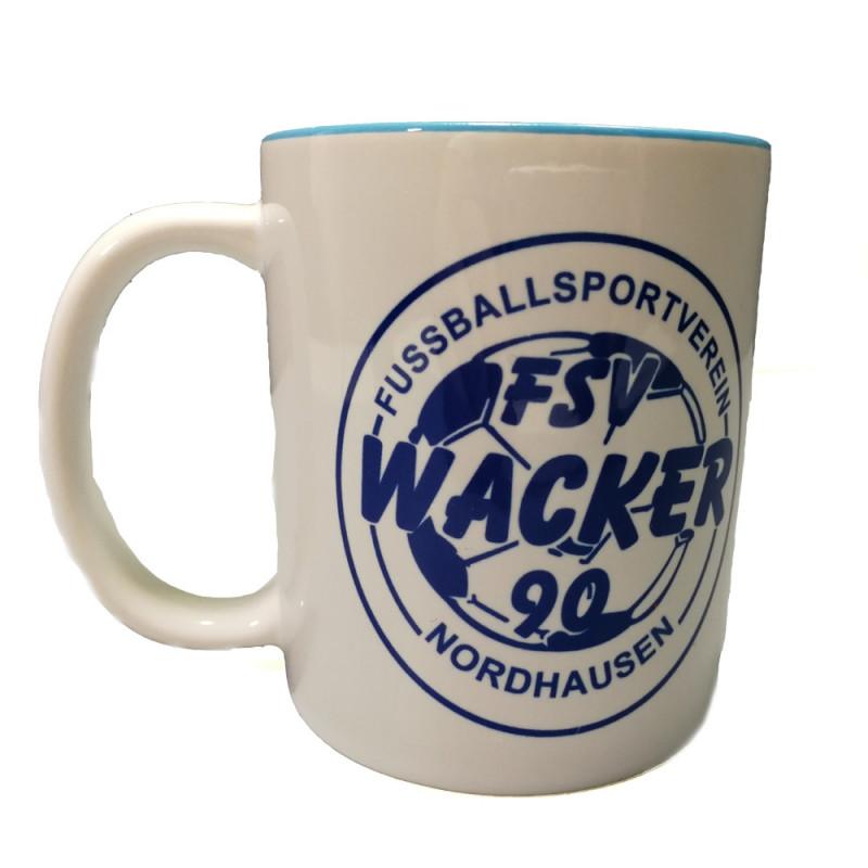 Wacker Kaffee-Tasse