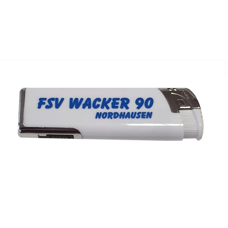 Wacker90 Feuerzeug mit LED