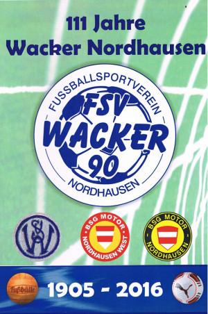 Vereinschronik 111 Jahre Wacker