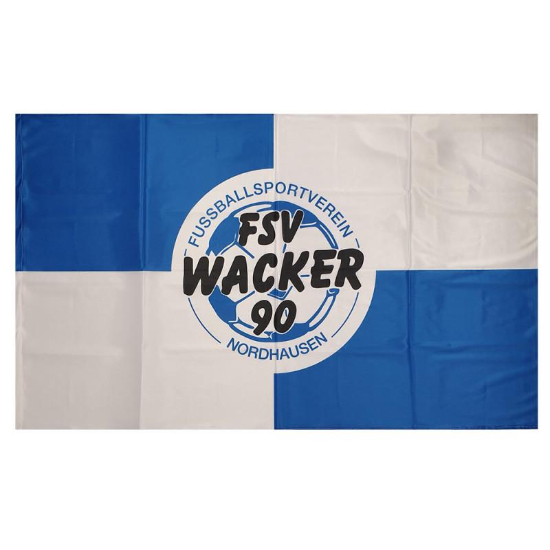 Wacker90 Vereinsfahne