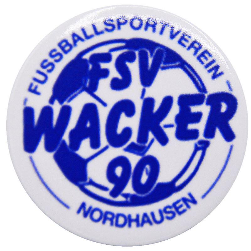Button - Anstecker Wackerlogo