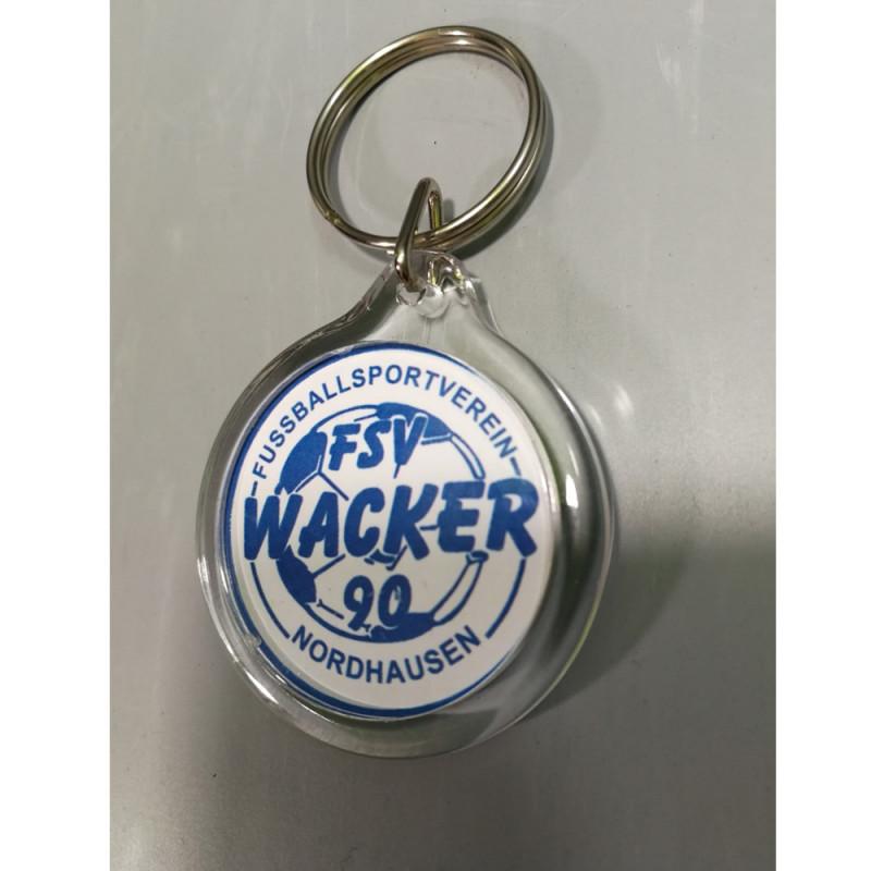 Wacker Schlüsselanhänger