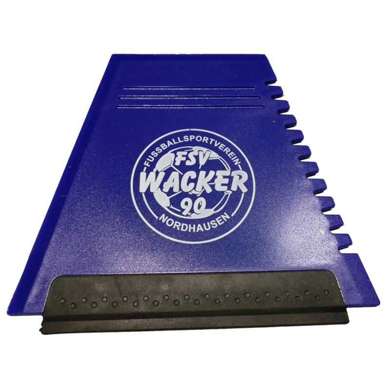 Wacker Eiskratzer